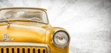 Retro Car. Classic USSR GAZ. P...