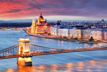 Fototapeta na wymiar Budapest, Hungary