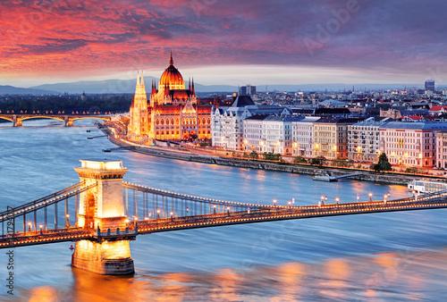 Door stickers Budapest Budapest, Hungary