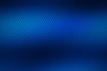 Blue Chrome Metallic Mesh. Metal Background And Texture.