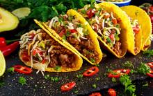 Mexican Food - Delicious Taco ...
