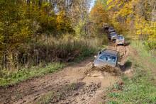 South Ural Forest 4x4 Iglino ,...