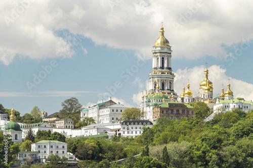 Staande foto Kiev River Dnieper view in spring, Kiev, Ukraine