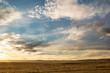 Leinwandbild Motiv Sky Over New Mexico