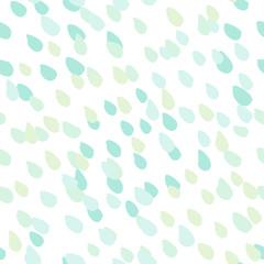 Tapeta Hand Drawn Abstract Seamless Pattern