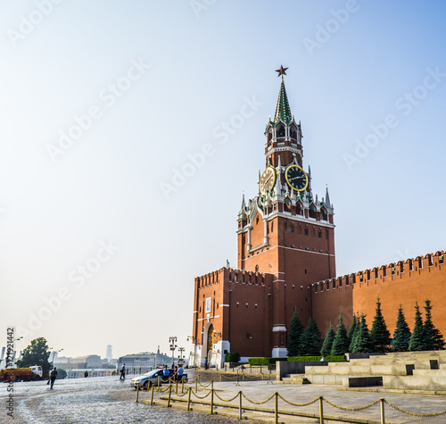 Fototapety, obrazy: View of the Moscow Kremlin, Red Square