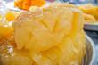 cassava in Syrup, Thai