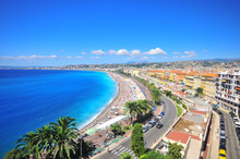 Nice : La Prom Et La Baie Des ...