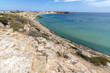 Coast at the Fortaleza in Sagres, Portugal
