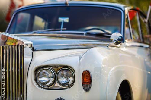 Vintage classic car - 121955814