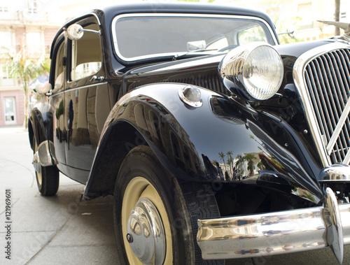 Papiers peints Vintage voitures Traction Avant