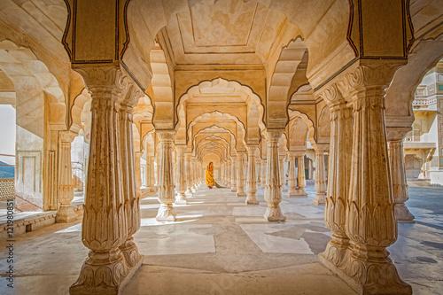 Fototapety, obrazy: Säulengang Fort Amber