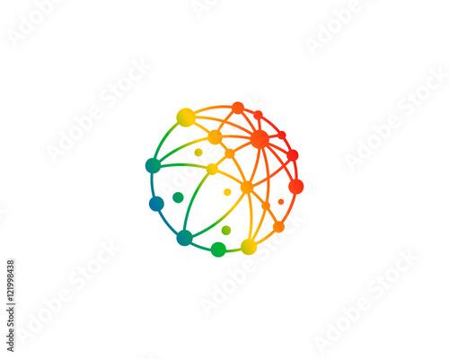 Global Dot Logo