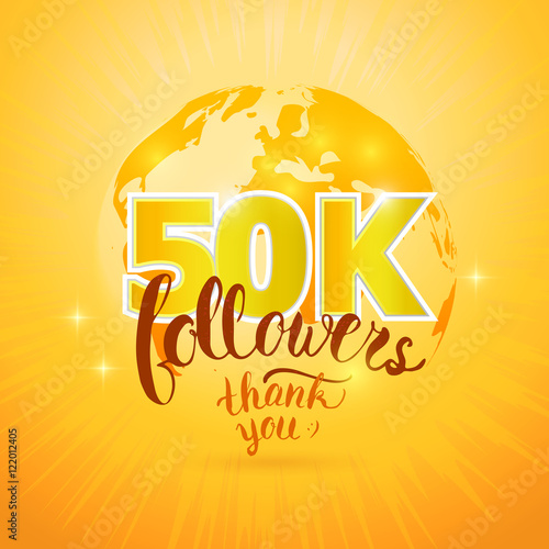 Fotografija  followers 50K