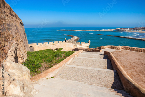 Keuken foto achterwand Marokko Rabat in Morocco