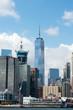 ニューヨーク、高層ビルの眺め