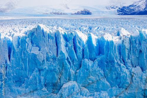 Foto op Aluminium Fantasie Landschap The Perito Moreno Glacier