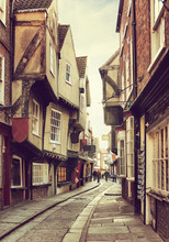 The Shambles, A Medieval Stree...