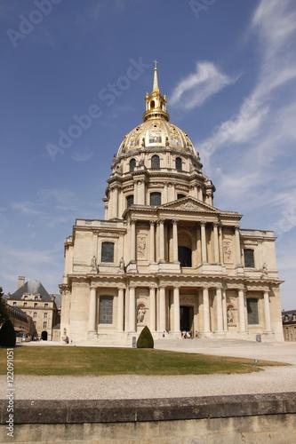 Foto op Plexiglas Historisch geb. Paris - Les Invalides