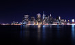 New York in the Night