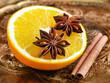 Anis, Zimt und Orangen