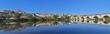 Panoramic view of Zamora in Spain.