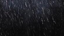 Falling Raindrops Footage Anim...