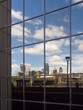 Reflection of Modern Arcitecture of the City of London