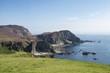 United Kingdom, Scotland, Inner Hebrides, Isle of Islay, cliff coast at Mull of Oa