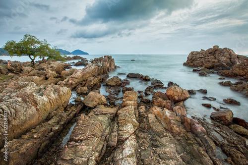 Tuinposter Canarische Eilanden seascapes