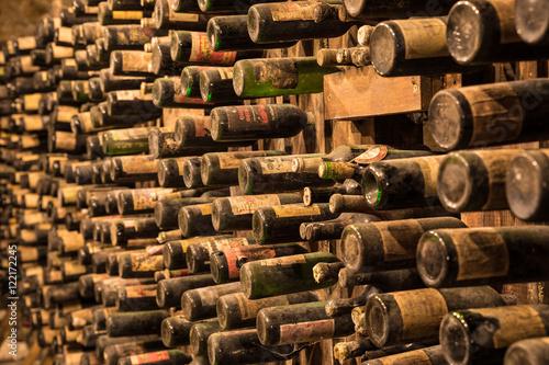 Fotografie, Obraz  Wine Cellar