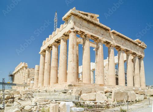 Fotobehang Athene Parthenon Athens Greece