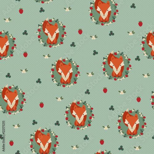 bezszwowe-tlo-fox