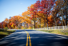 Fall Colors On The Road