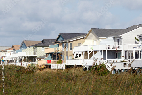 Luxury Vacation Beach House Rentals On Sunset Beach North Carolina