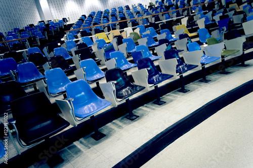 Fotografia, Obraz  Empty Lecture Hall