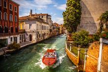 VENICE, ITALY - AUGUST 17, 201...