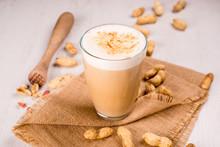 Peanut Latte