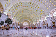 Washington Dc Union Station In...