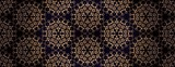 Fototapeta Abstrakcje - pattern ethnic style background. Vintage decorative texture for wallpapers, backgrounds and page fill. Indian, arabic motive.