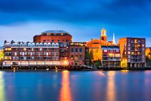 Portsmouth, New Hampshire Skyl...