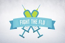 Composite Image Of Fight The Flu