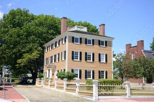Valokuva  Landmarks of Salem, MA