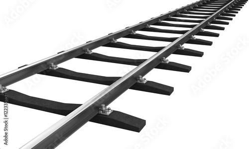 Cuadros en Lienzo Train rail