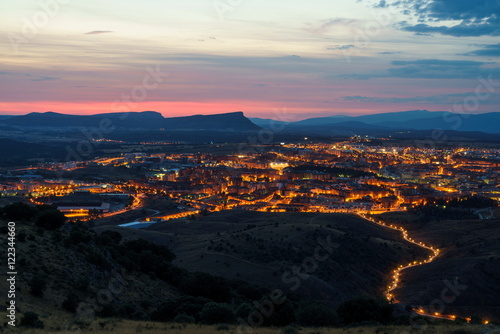 Panoramic Soria
