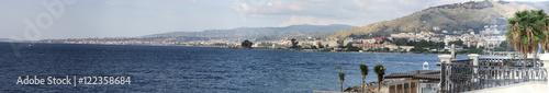 Photo Stands Egypt Stretto di Messina Italia