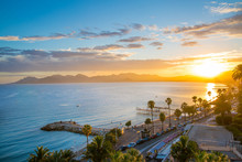 Cannes Bay French Riviera At S...