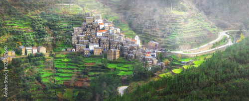 Piodao -beautiful traditional village in Portugal