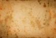 canvas print picture - old grunge antique paper texture