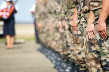Cérémonie Militaire